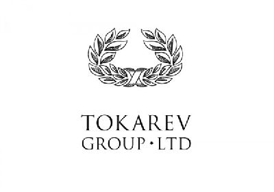 Агентство «Европа Адвертайзинг» разработало логотип компании «TOKAREV Group Ltd»