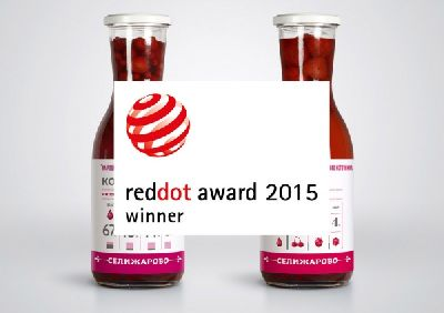 Награды Red Dot Award 2015